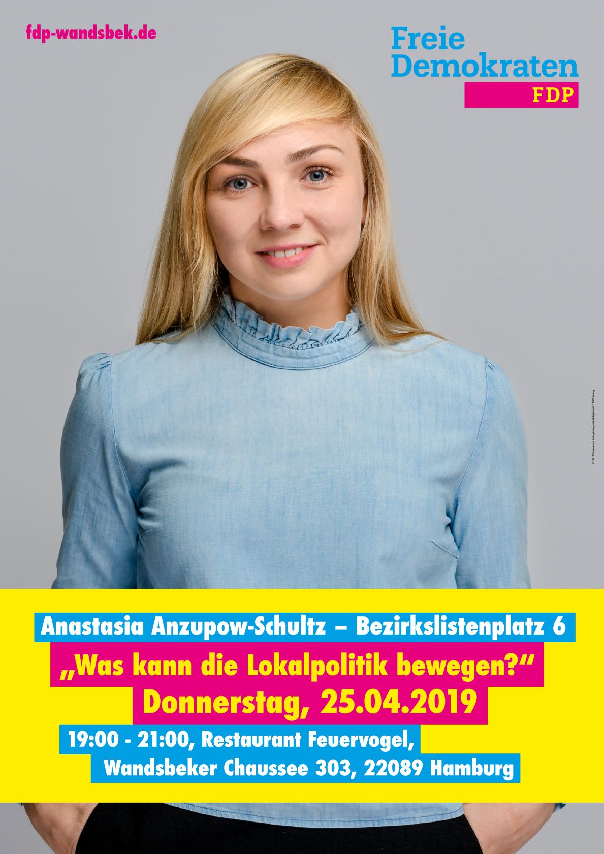 Veranstaltung FDP Anzupow-Schultz 25.04.2019 Feuervogel